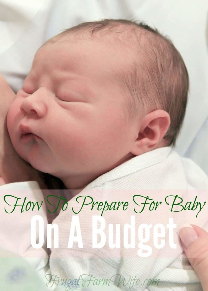 Preparing for a new baby on a budget. This tips in this article have saved us SO much money! Everything from diapers, to clothes, to food and accessories!