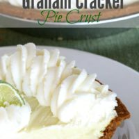 "Gluten-Free ""Graham Cracker"" Pie Crust"