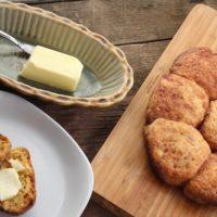 Crockpot cinnamon Biscuits (Gluten-free)