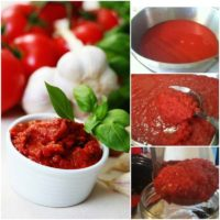Easy Homemade Tomato Sauce