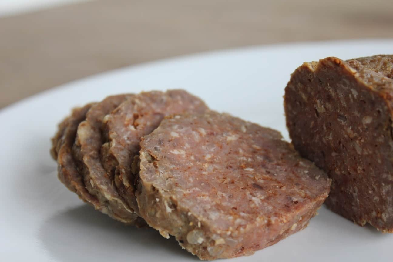 Homemade Summer Sausage Amp Lunch Meat The Frugal Farm Wife