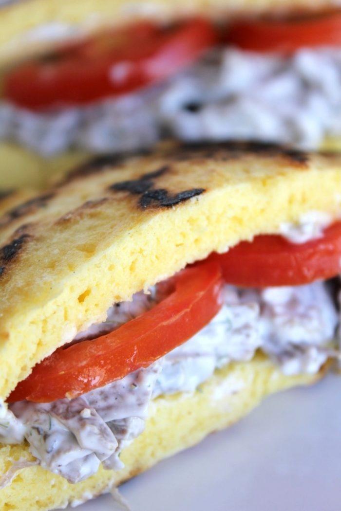 gluten free pita bread recipe