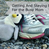 Getting And Staying Fit For The Busy Mom