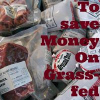 6 Ways To Save On Grass-Fed Beef