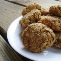 3 Ingredient Toddler Cookies
