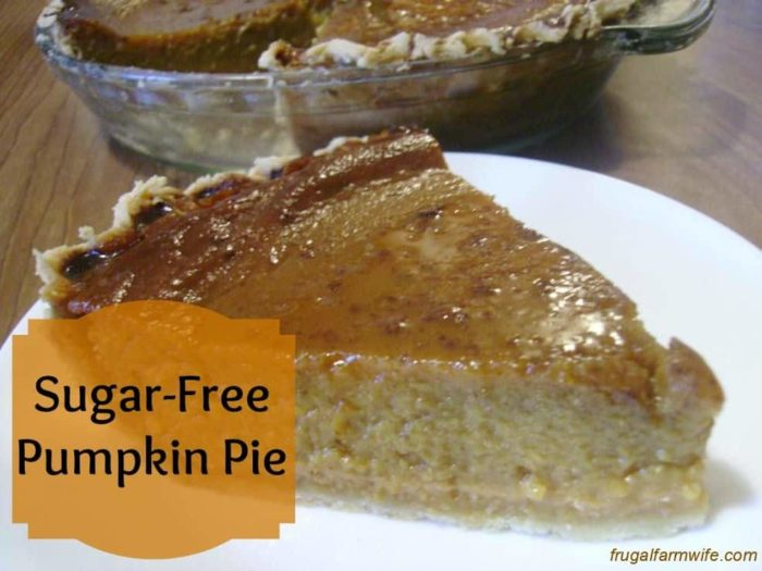 This sugar-free pumpkin pie recipe is gluten-free too! And it used sorghum, which is an amazing natural sugar substitute.