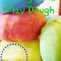 Baking Soda Play Dough