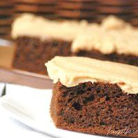 recipe for gluten-free chocolate cake