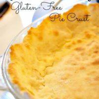 Quick And Easy Gluten-Free Pie Crust Recipe