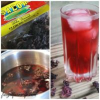 Agua De Jamaica Fresco (Hibiscus Tea) Recipe
