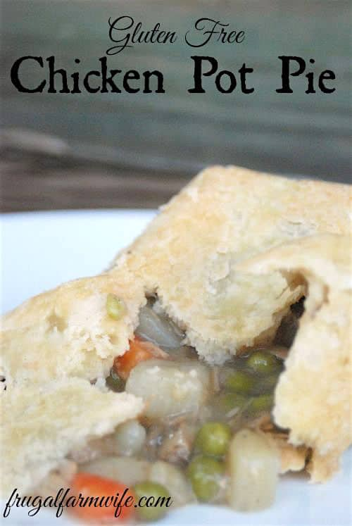 the best chicken pot pie recipe you'll ever make