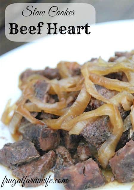 easy slow cooker beef heart recipe