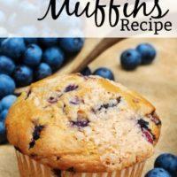 Gluten Free Muffins Recipe