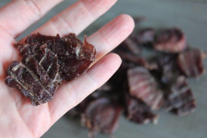 Recipe For Old Fashioned Beef Jerky