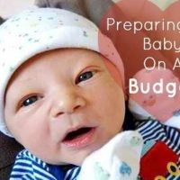 Preparing For Baby On A Budget Part 2