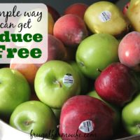 How To Get Free Produce – For Real!