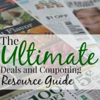 The Ultimate Coupon Resource Guide