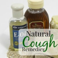 Natural Remedies For Coughs