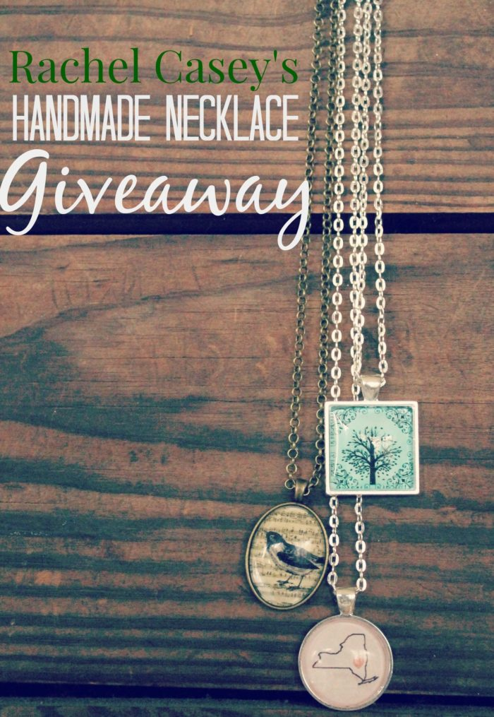 Handmade Necklace GIVEAWAY! Help fund a mission trip with this Etsy Shop!