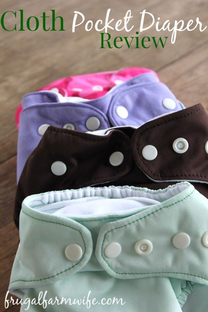 pocket diaper review