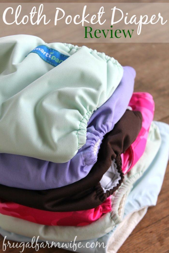 cloth pocket diaper review