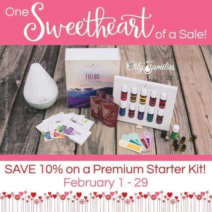 save 10% on premium starter kits
