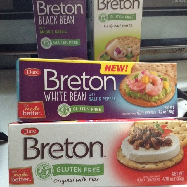 Breton Gluten-Free Crackers