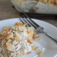 Gluten-Free Poppy Seed Chicken