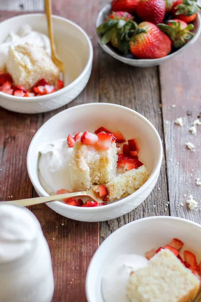 perfect spring desserts