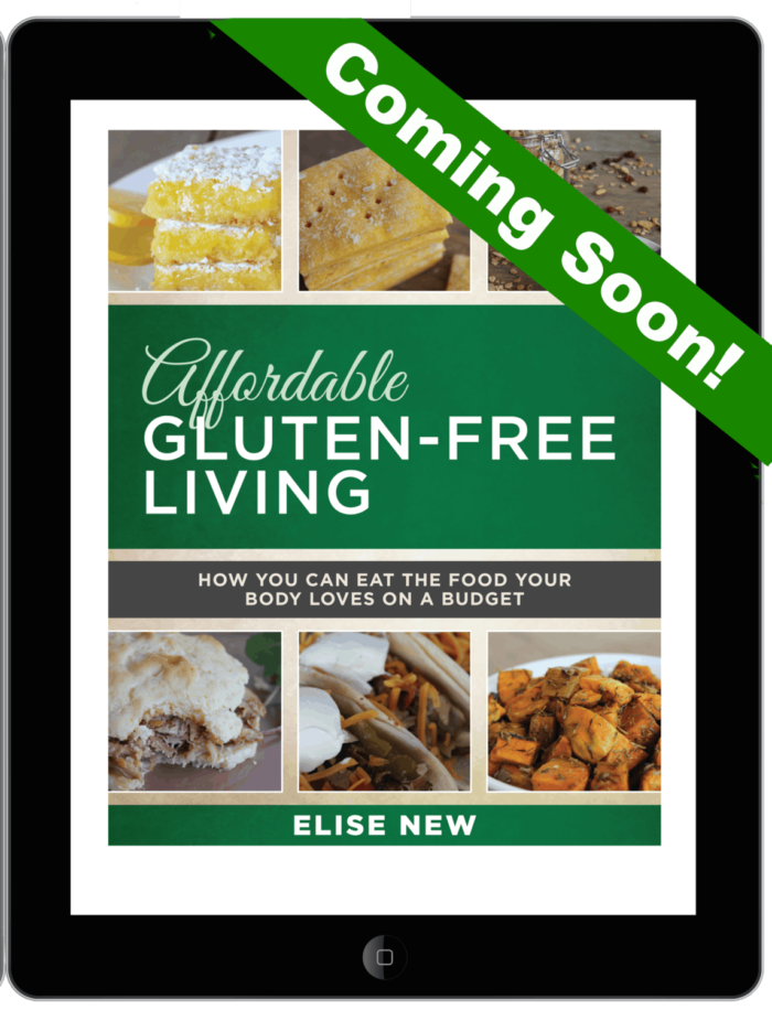 Affordable gluten-free living is coming soon!