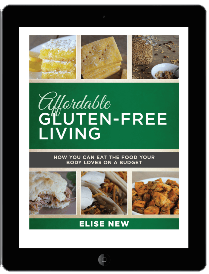 Affordable Gluten-Free Living