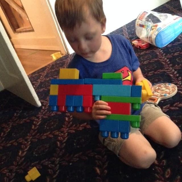 Things We Loved In May: these mega blocks!