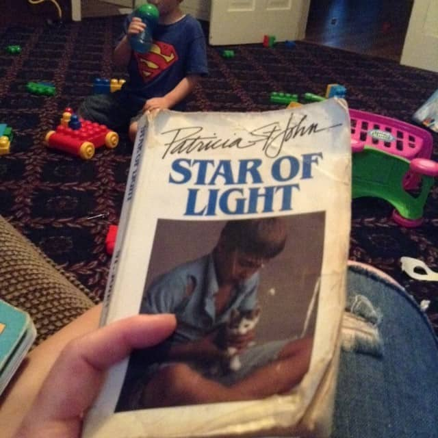 Things We Loved In May: Star of Light book