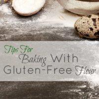 Baking With Gluten-Free Flour