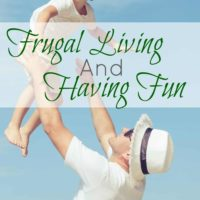 Frugal Living And Having Fun