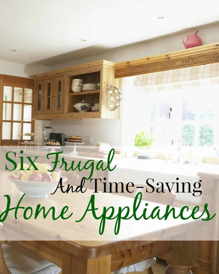 6 Time-Saving Appliances
