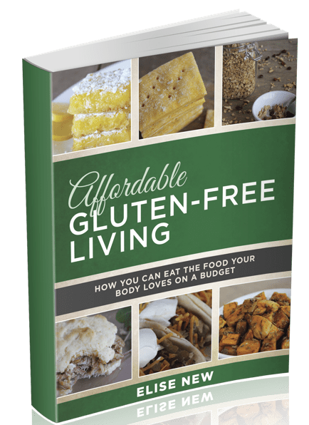 Affordable Gluten-Free Living Cover