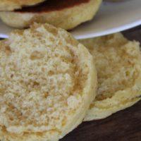 Gluten-Free English Muffins Recipe