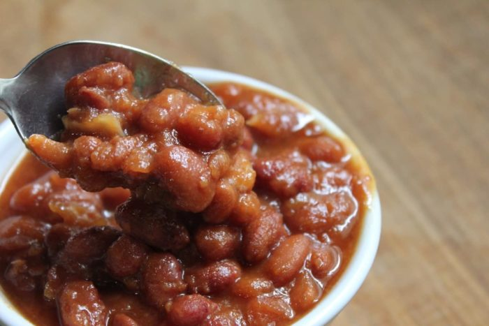 Amish Calico Beans