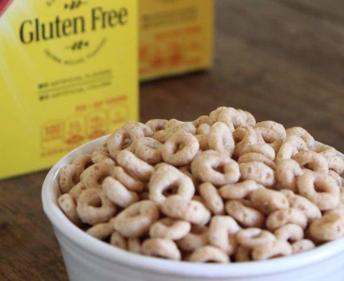 gluten-free cheerios