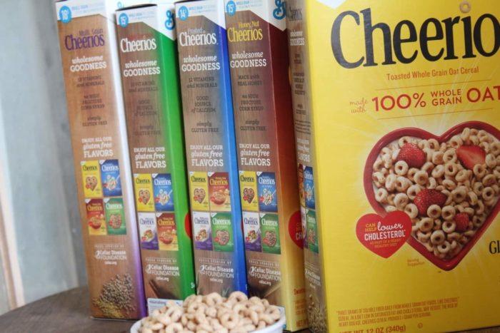cheerios have gone gluten-free