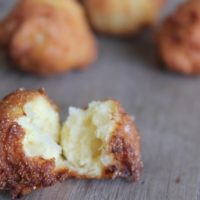 Easy Gluten-Free Hushpuppies Recipe