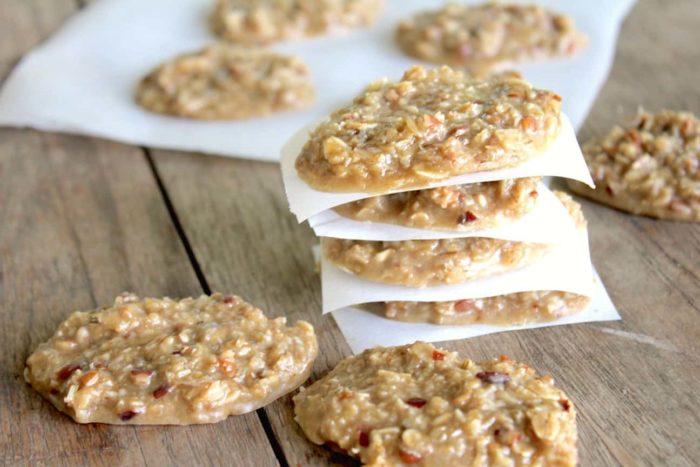 Penuche drop cookies recipe