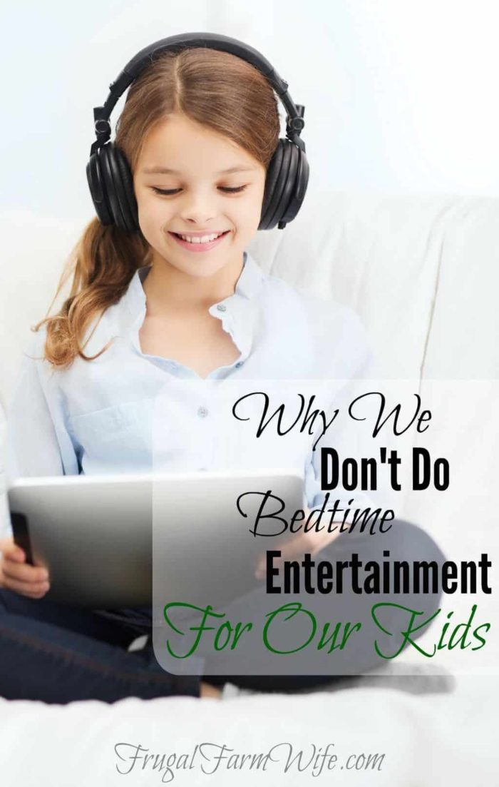 Find out Why We Don't Let Our Kids Listen To Music In Bed!