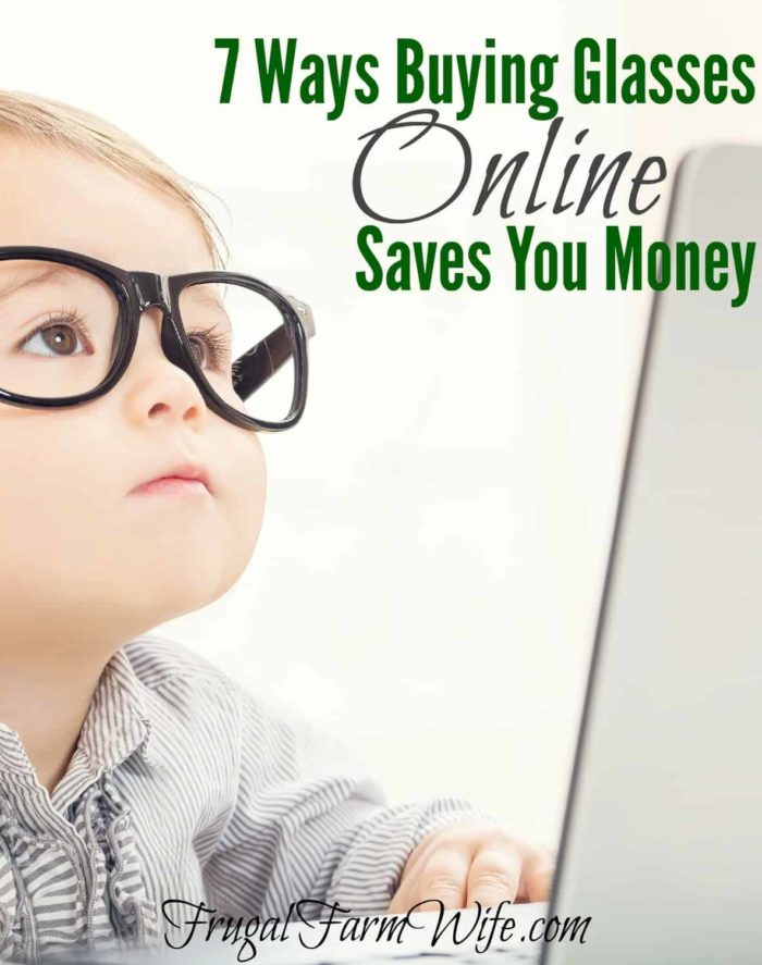 Find out how buying glasses online saves money. Amazing!
