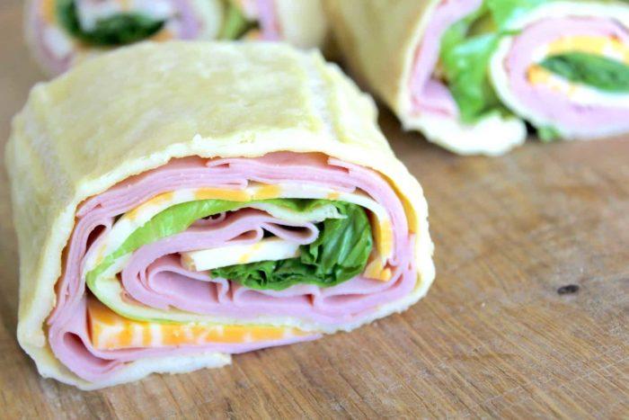 Gluten-Free Sandwich Wrap Bread