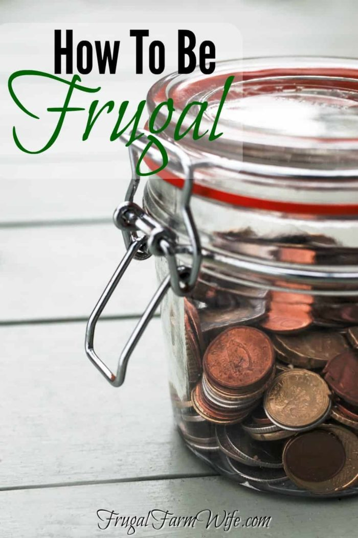 """Frugal Living"" is a phrase that gets tossed around a lot, but what does it really mean? This article covers it all!"