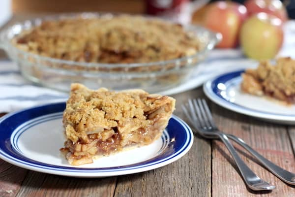 gluten-free dutch apple pie recipe
