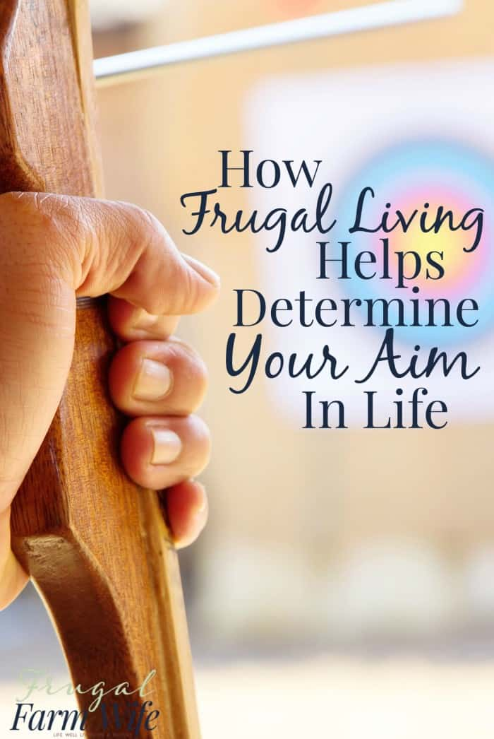 Frugal Living With Purpose