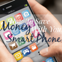 How To Save Money With Your Smart Phone